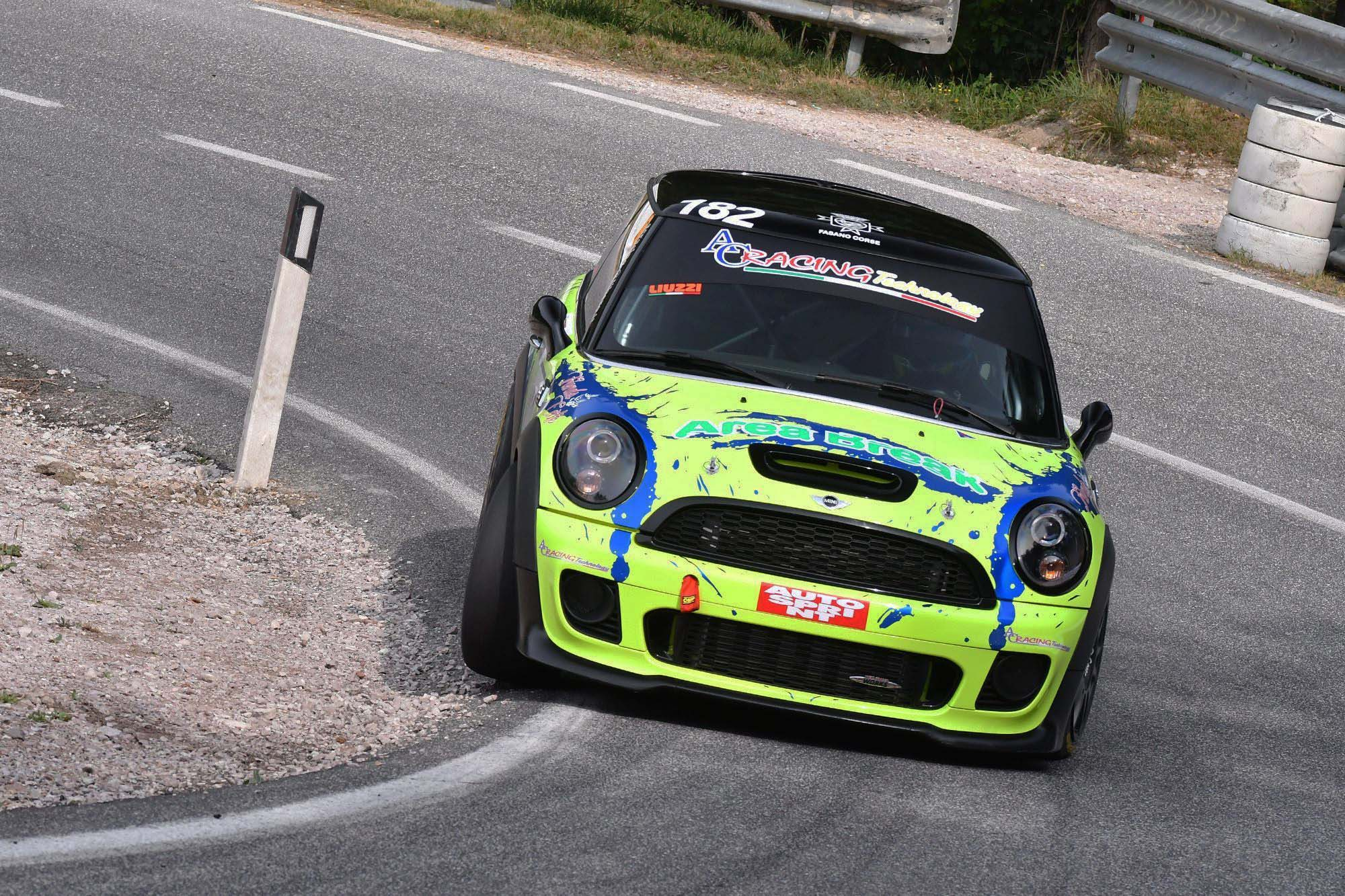 AC Racing nel Weekend si fa in due